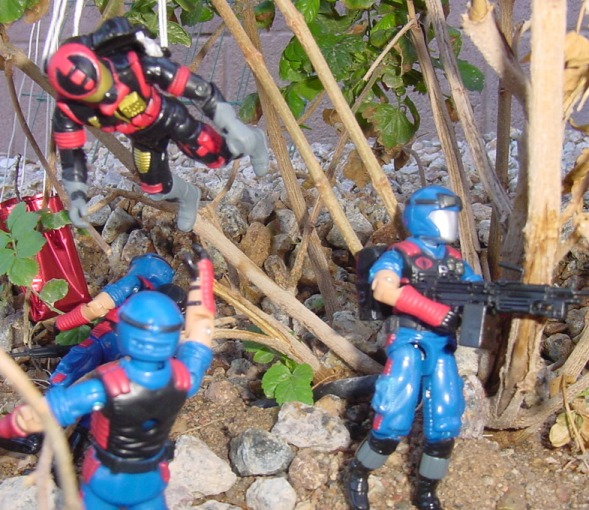2005 Iron Anvil, Cobra Viper, 2006, Iron Grenadier, Convention Exclusive, Viper Pit