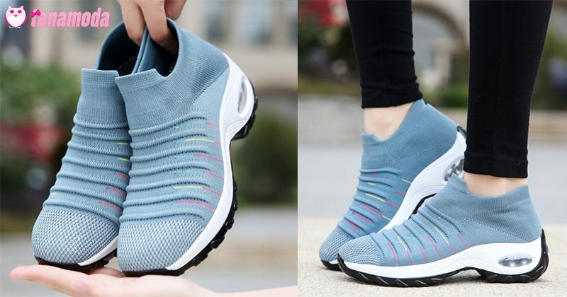 Sock Sneakers - O calçado mais confortável de todos!