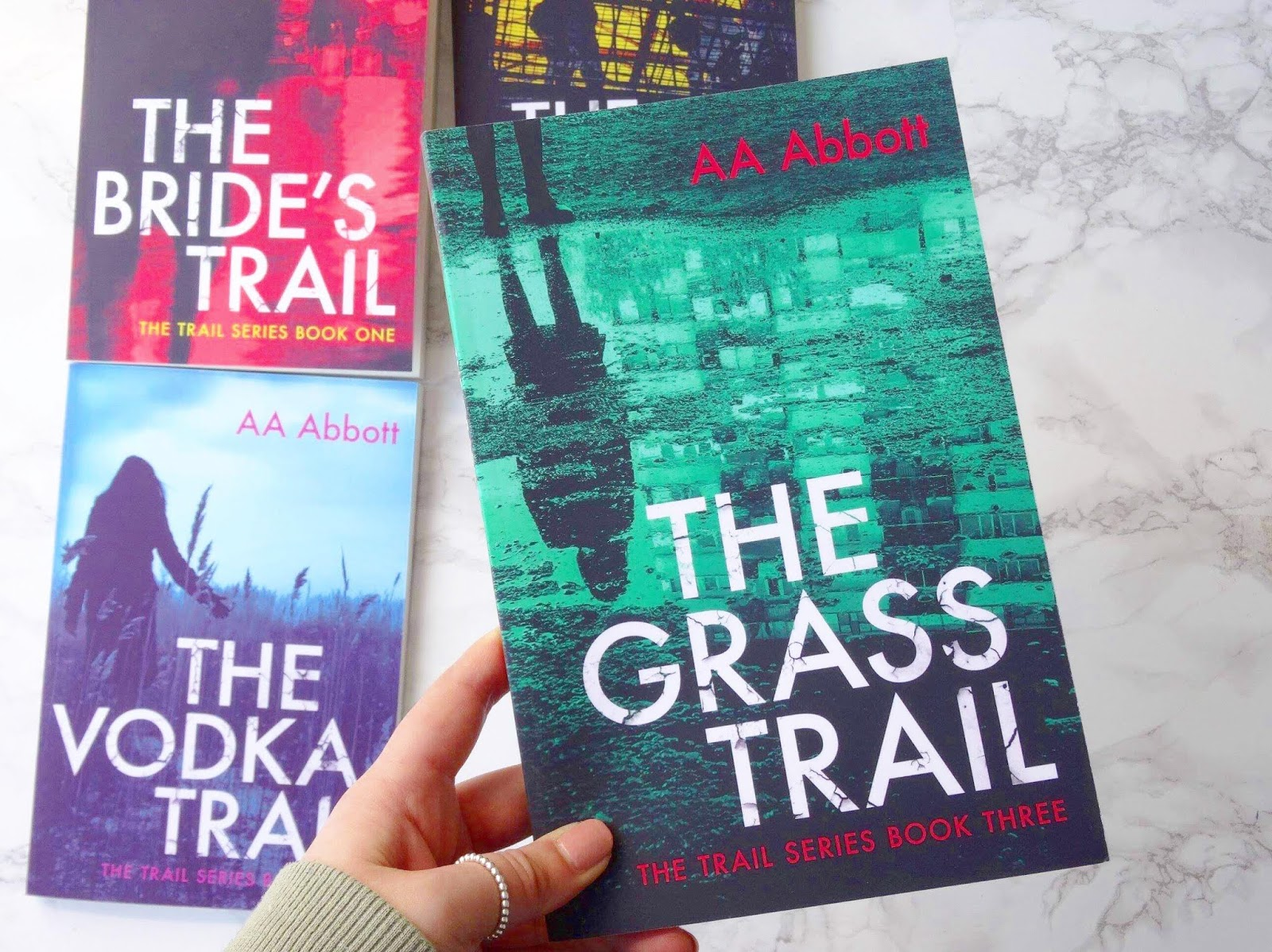 The Grass Trail by AA Abbott