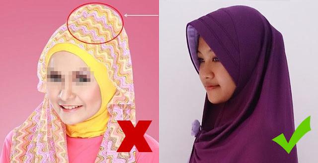 Ternyata Muslimah Dilarang Pakai Jilbab yang Seperti Ini, Inilah 8 Hal Yang Wajib Diperhatikan