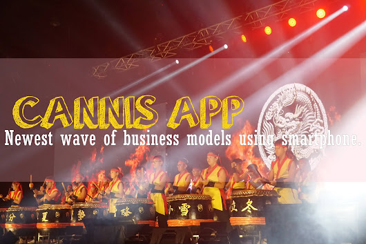 Cannis Apps; 7 in 1 business models using smartphone!