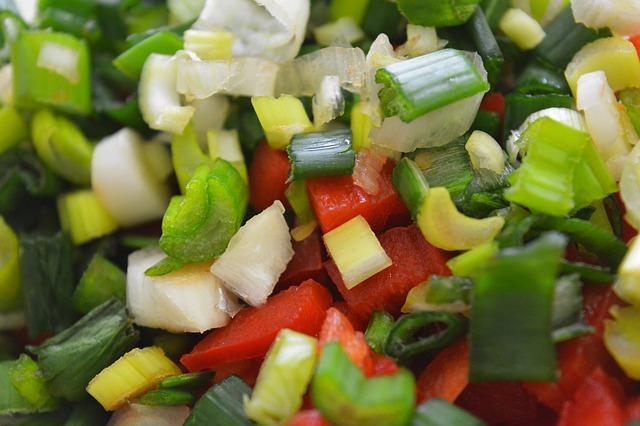 Como preparar salsa criolla receta