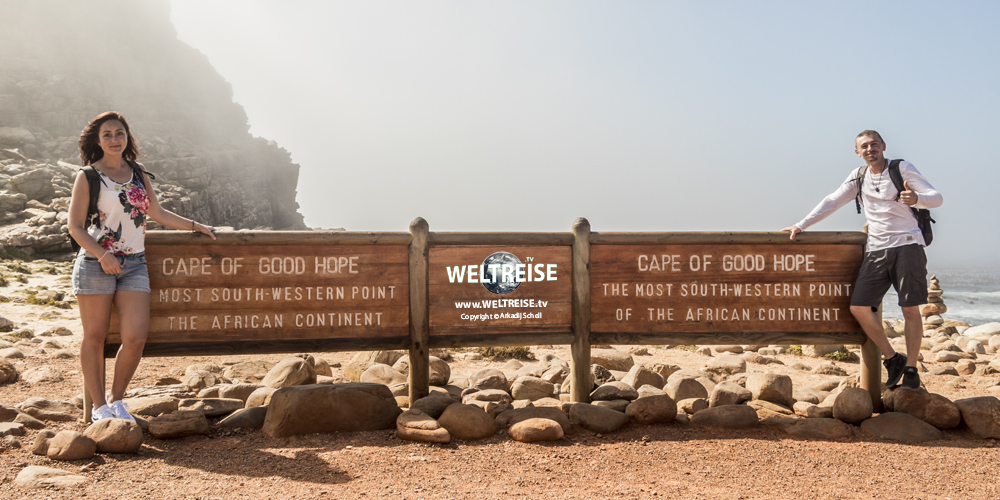 the cape of good hope africas most south-western point world trip world traveler WELTREISE.tv