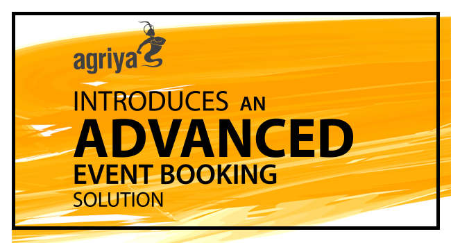 Event Booking Solution from Agriya