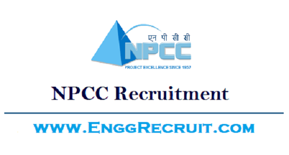 NPCC Recruitment 2018