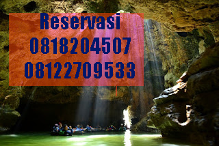 Reservasi Goa Pindul