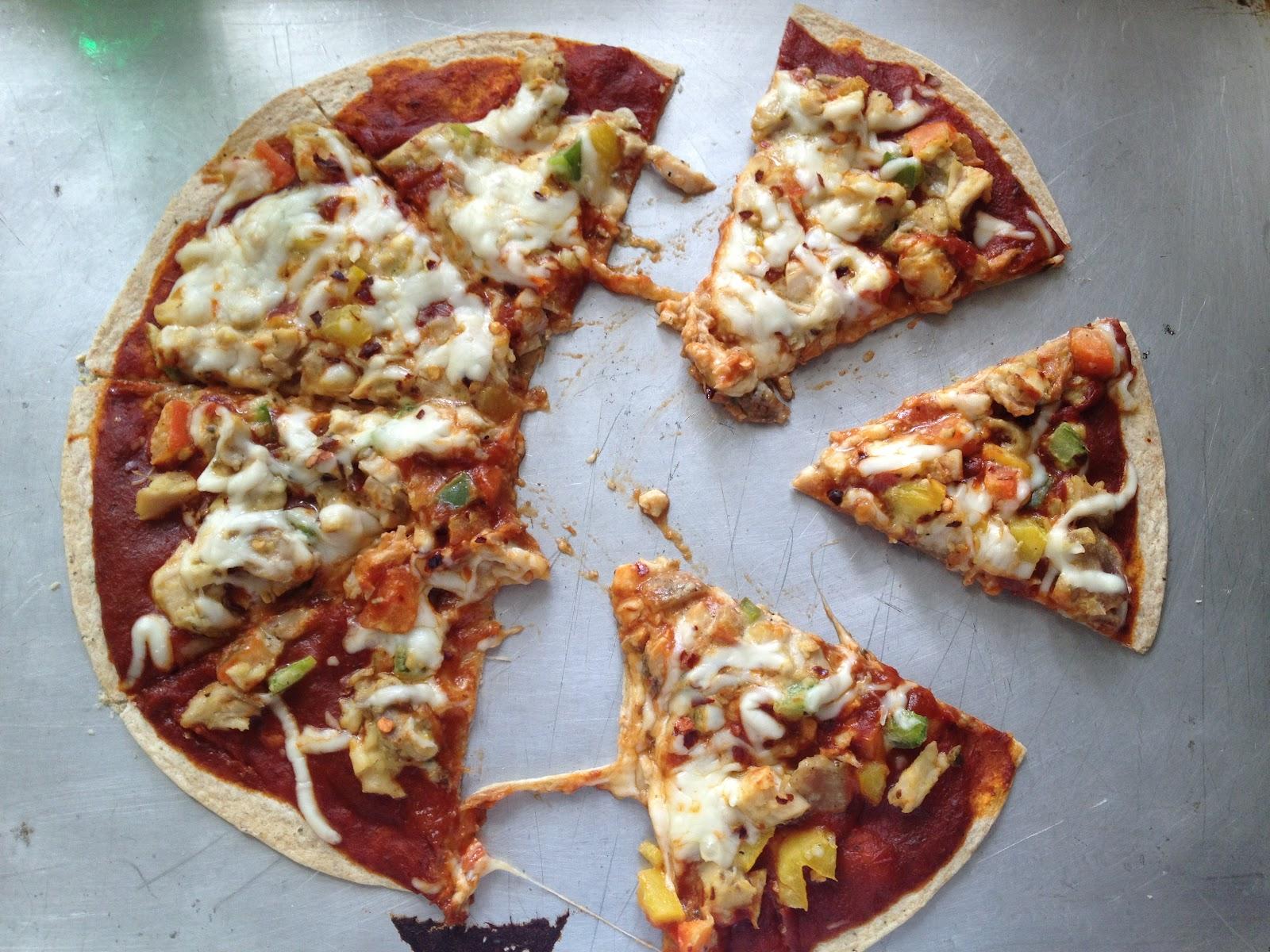 Tasty Tortilla Pizzas Jessica In The Kitchen