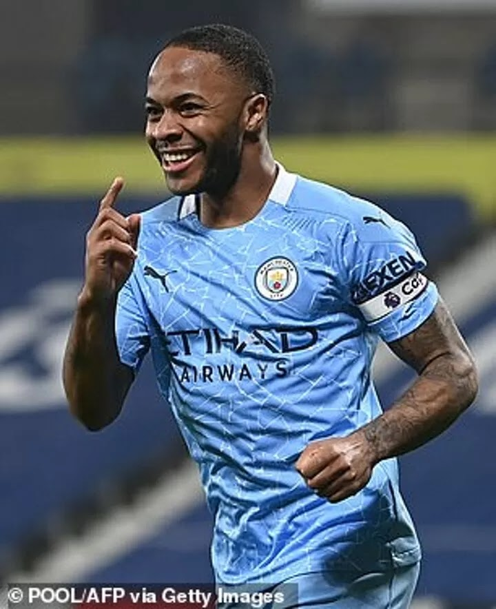Sterling is 'not interested in moving to Tottenham as part of a Kane deal'