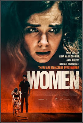 Women 2021 DVD Custom HD NTSC Latino