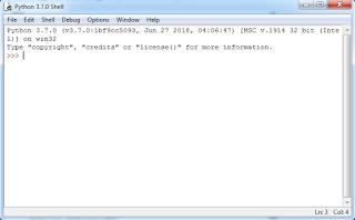 Screenshot 3: Python