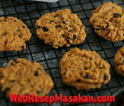 Gluten free chocochips cookies