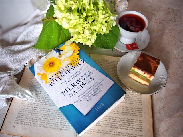 Pierwsza na liście Magdalena Witkiewicz