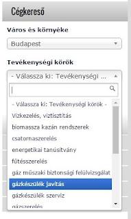 Az Energiapartner honlapja segít a szakember választásban.