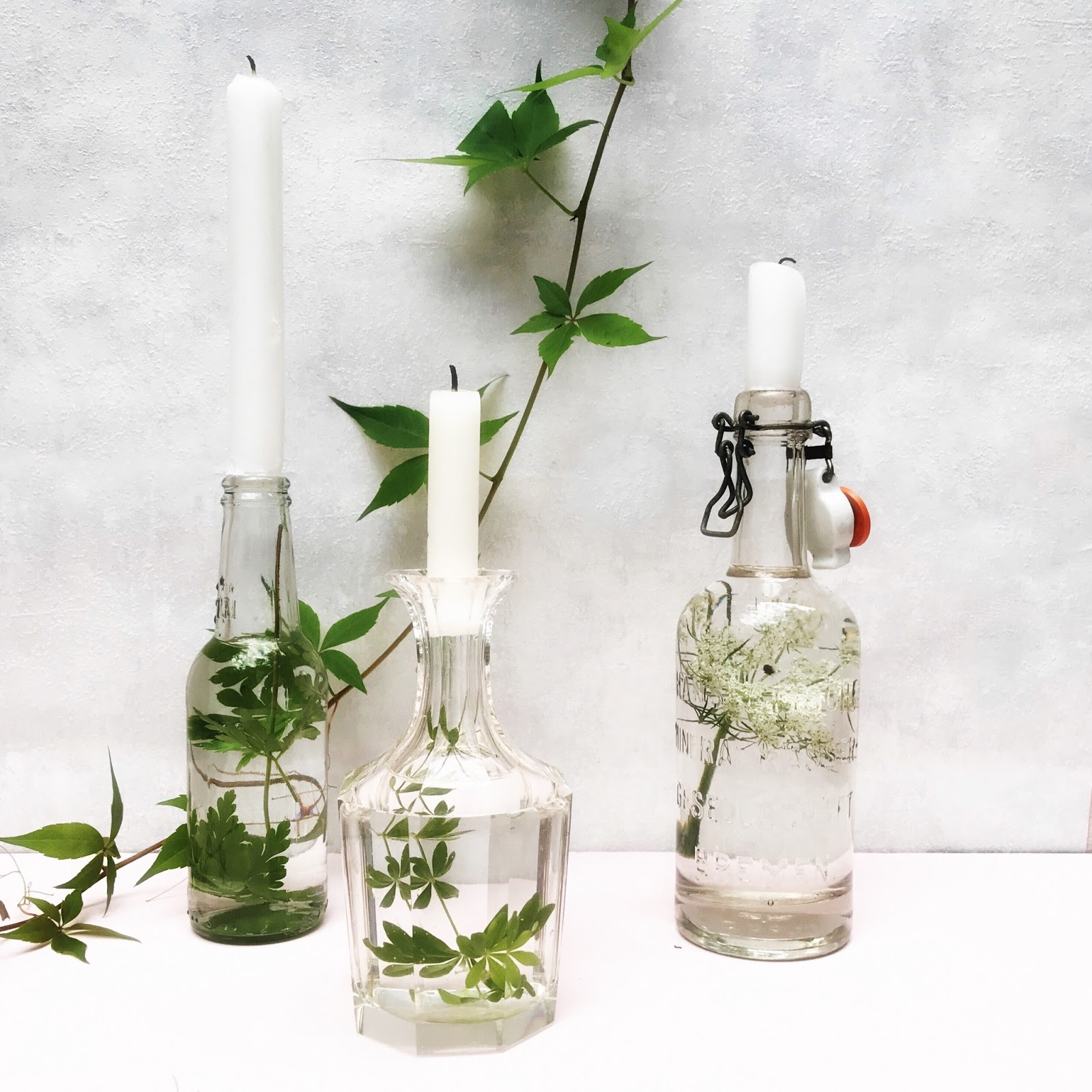 Neu Hohe Glasvase Dekorieren Ideen Ideen