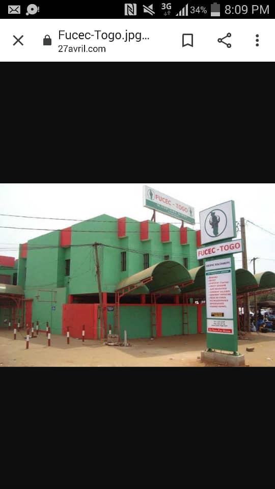 Siège FUCEC-Togo : Décès d'un agent à son bureau