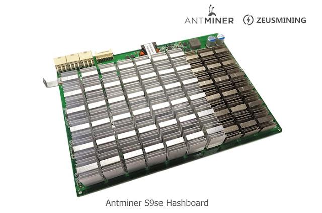 Antminer hash board