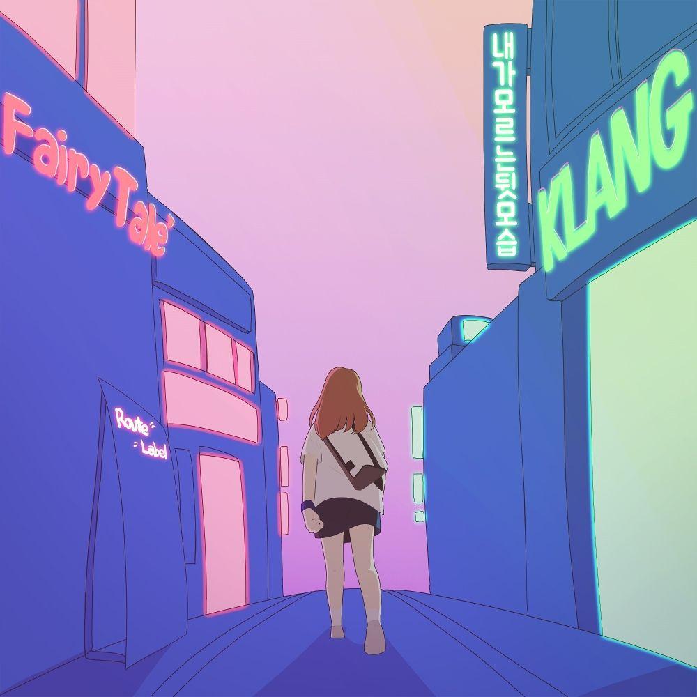 KLANG – LOVE REVOLUTION (Original Webcomic Soundtrack) – Fairytale