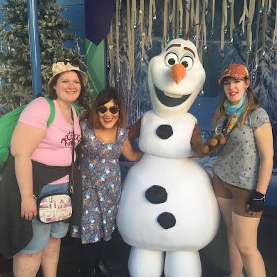 Parc Disney California Adventure à Anaheim