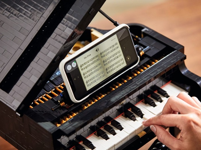 LEGO Grand Piano That You Can Play Music With Price