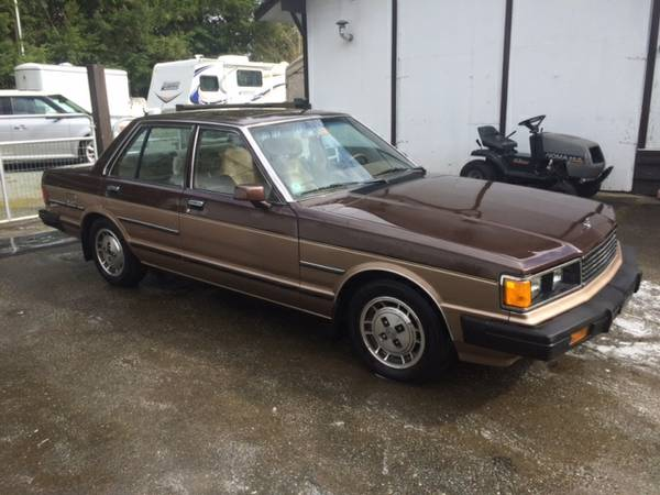Original 1982 Datsun Maxima