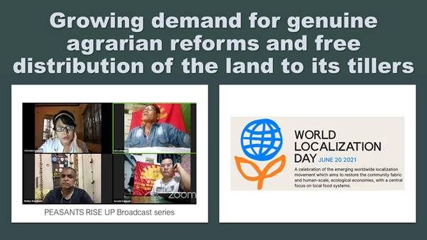 #WorldLocalizationDay: Peasants rise up to demand genuine food-system reforms