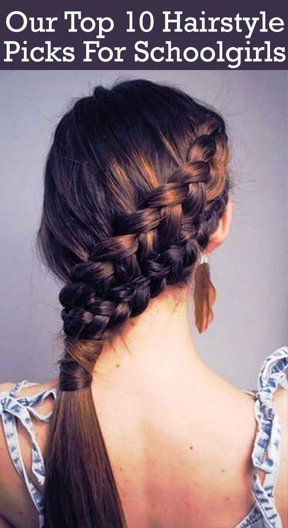 beauty hairtstyle idea