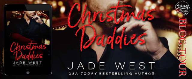 Christmas Daddies by Jade West Blog Tour Review