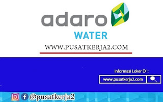 Lowongan Kerja SMK Adaro Water Desember 2020 Junior Mekanik