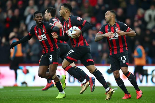AFC Bournemouth Joshua King