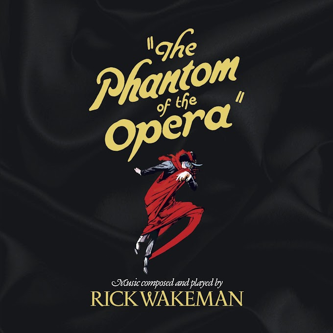 Rick Wakeman - The Phantom Of The Opera (2017)