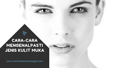 cara-cara mengenalpasti jenis kulit muka