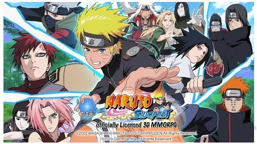 Naruto: Slugfest - How To Play on PC with Android Emulator