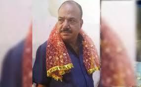 Police arrested Pyare Mian from Srinagar