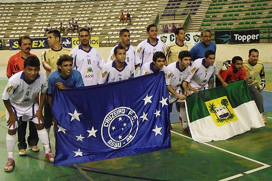 695f310cd6 Futsal  Cruzeiro de Assu estreia na Taça Brasil de Clubes!