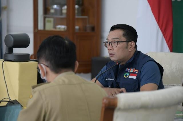 Daerah Batas Jakarta, Ridwan Kamil dan Kepala Daerah Bodebek Sepakat Terapkan PSBM
