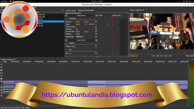 Olive è un nuovo editor di video non-lineare open source, perché vale la pena guardarlo.