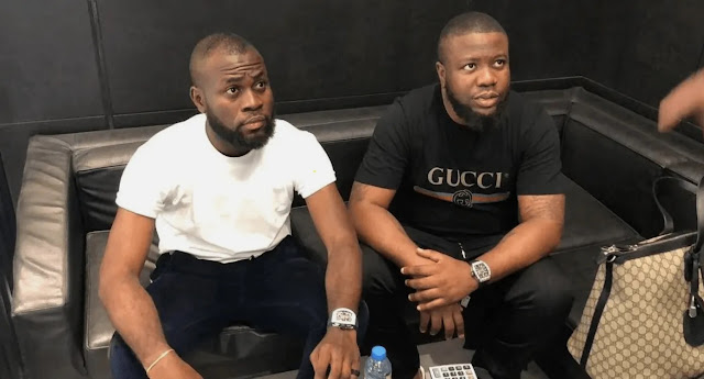 These top Nigerian Celebrities and Politicians dined and wined with Ramon Igbalode Hushpuppi (Photo evidence)