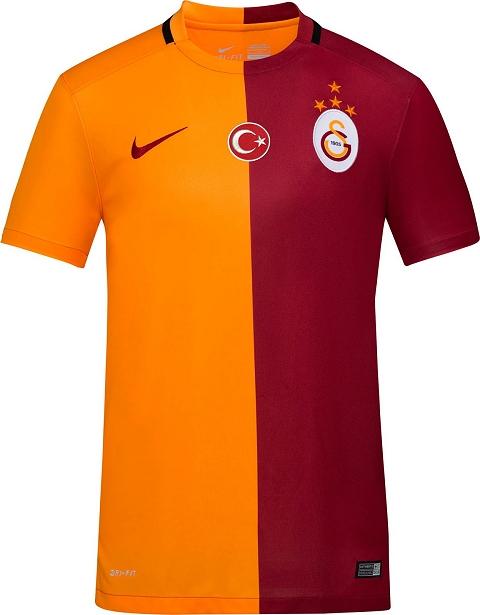 a7dc8a4f7b705 Nike lança as novas camisas do Galatasaray - Show de Camisas