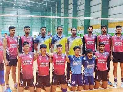 Himachal Pradesh Volleyball Team