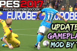 New Updated Gameplay Patch For - PES 2017