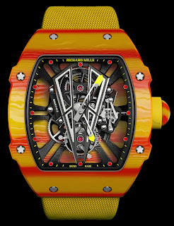 Montre Richard Mille RM 27-03 Tourbillon Rafael Nadal