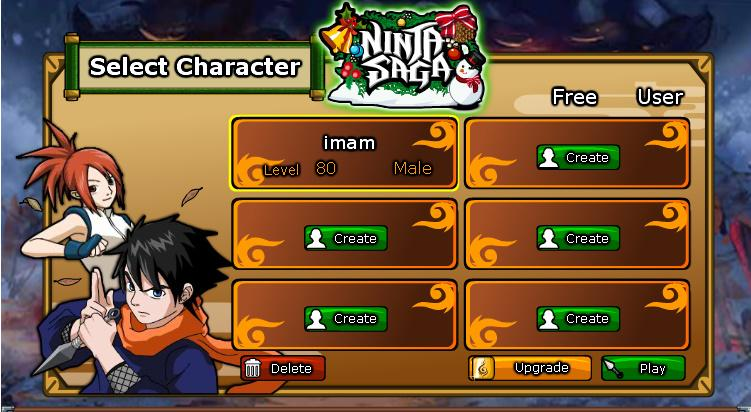 Cheat One Hit Ninja Saga April New Cheat 1 Hit Ninja Saga Terbaru 2013 751x412