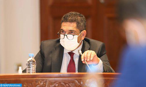 """اليونسكو/تعليم.. المغرب رد بكيفية """"مبكرة جدا"""" على جائحة """"كوفيد-19"""" (السيد أمزازي)"""
