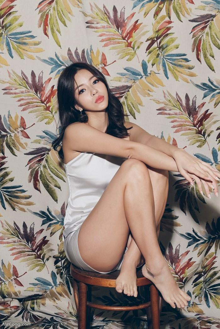 Image Kwon-Soo-Jung-MrCong.com-021 in post Người đẹp Kwon Soo Jung đầy mê hoặc trong bộ sưu tập nội y (134 ảnh)