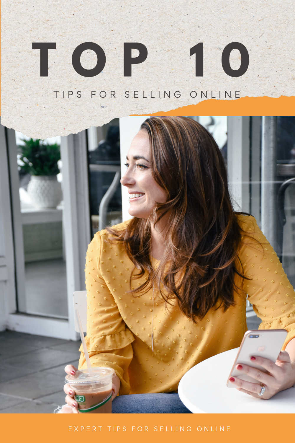 EXPERT TIPS FOR SELLING ONLINE