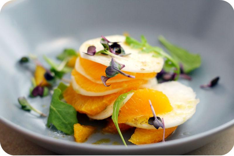 Roh-vegane Mairübchen mit Orange und grünem Kardamom | Arthurs Tochter kocht. Der Blog für Food, Wine, Travel & Love