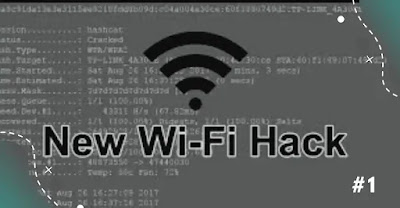 Hack Wifi di Laptop atau PC