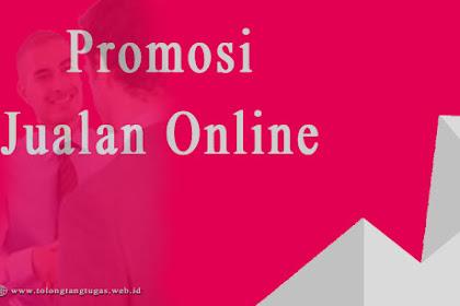 Promosi Jualan Online