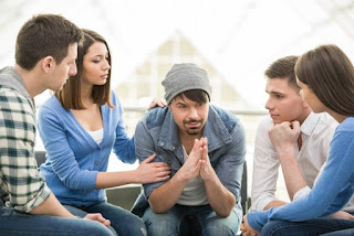 drug recovery support group