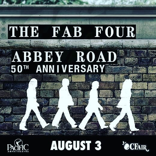 The Fab Fourがアルバム『Abbey Road』50周年記念で全曲演奏